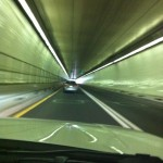 Fort McHenry Tunnel under the Baltimore Harbor