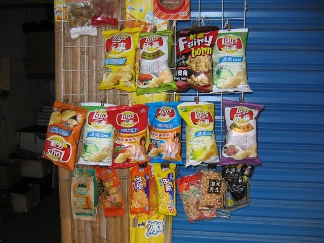 chinese junk food