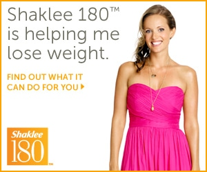 Shaklee 180 Video Diary: The First 30 Days | all.things.fadra