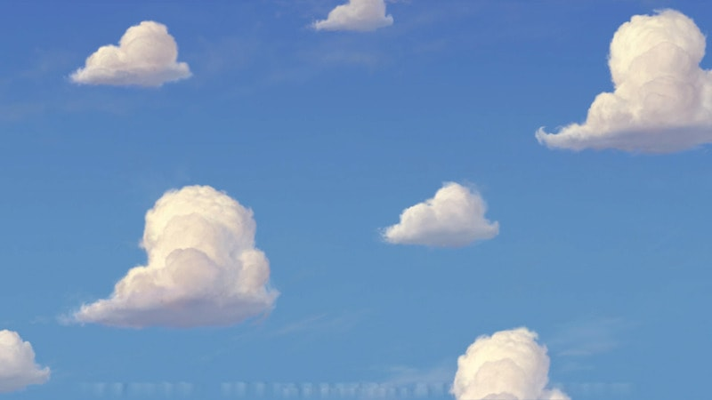 Toy Story 3 clouds