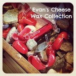 Cheese Wax Collection