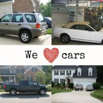 We love cars