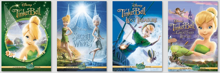 Tinkerbell Movies