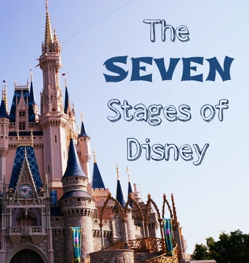 Seven Stages of Disney