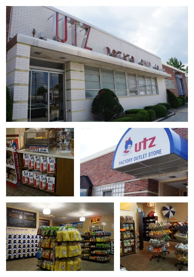 UTZ Factory Outlet
