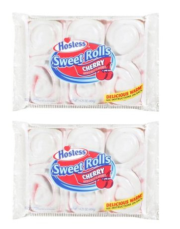 Hostess Sweet rolls