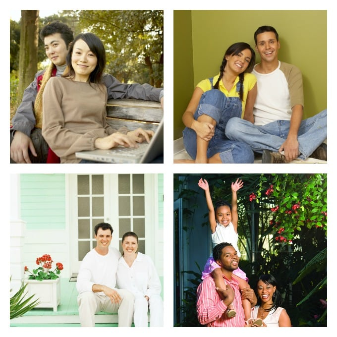 Culturally diverse couples