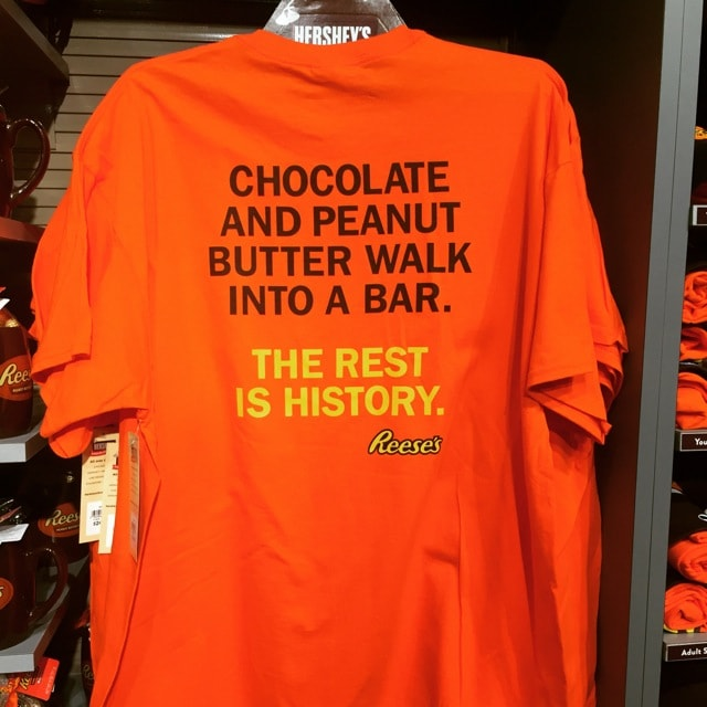 Reeses history