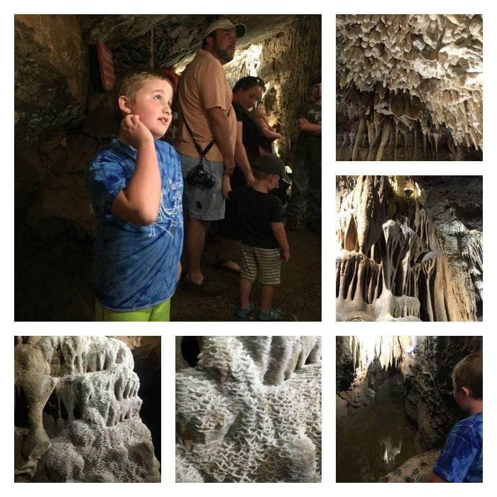 Crystal Grottoes Cavern
