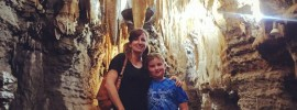 Field Trip Friday - Caverns and Battlegrounds