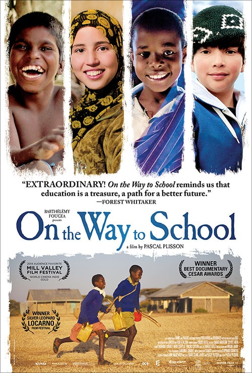 On the Way to School documentary
