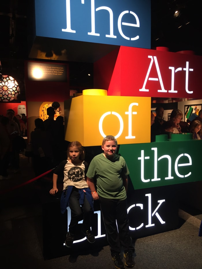 The Art of the Brick LEGO