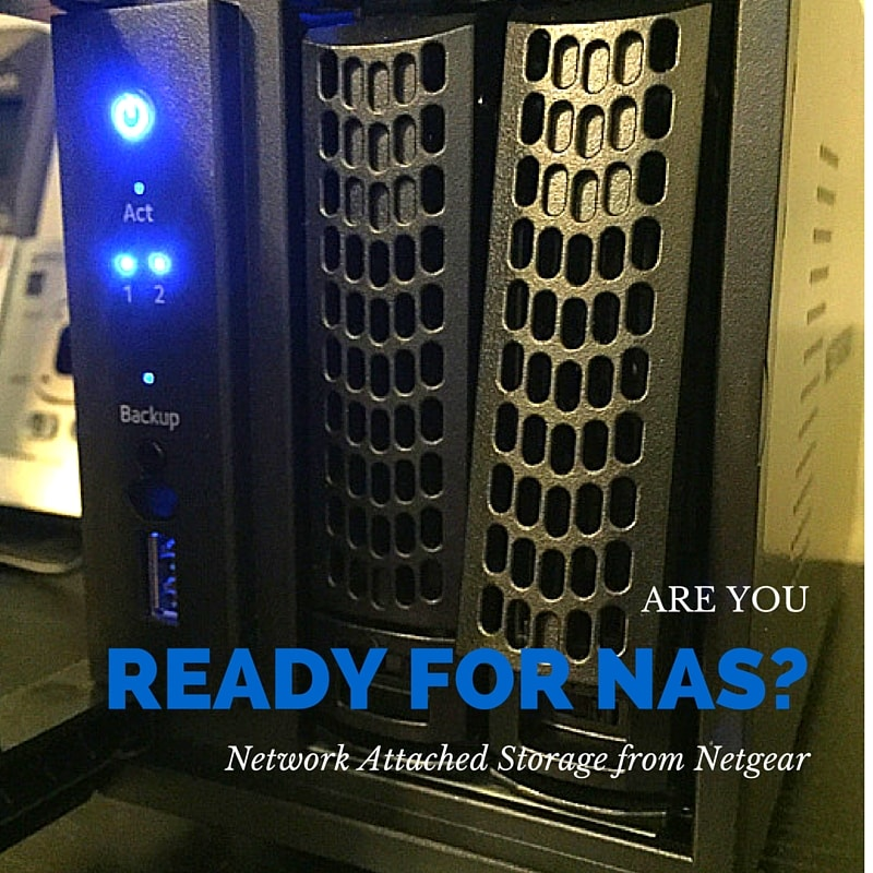 ReadyNAS from Netgear review