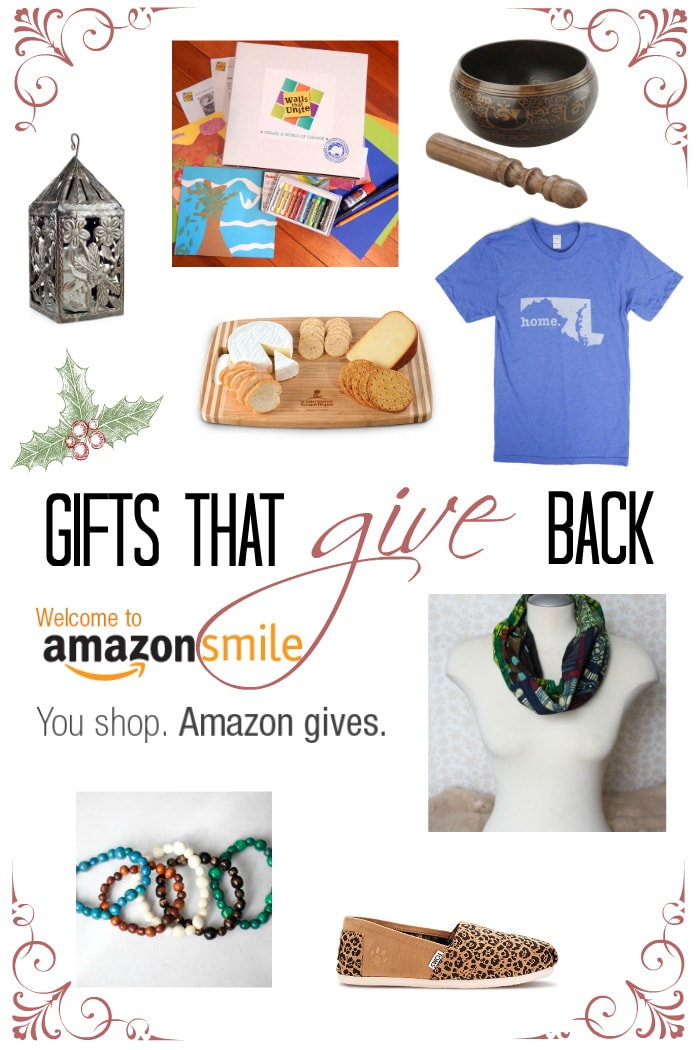 Gifts That Give Back gift guide