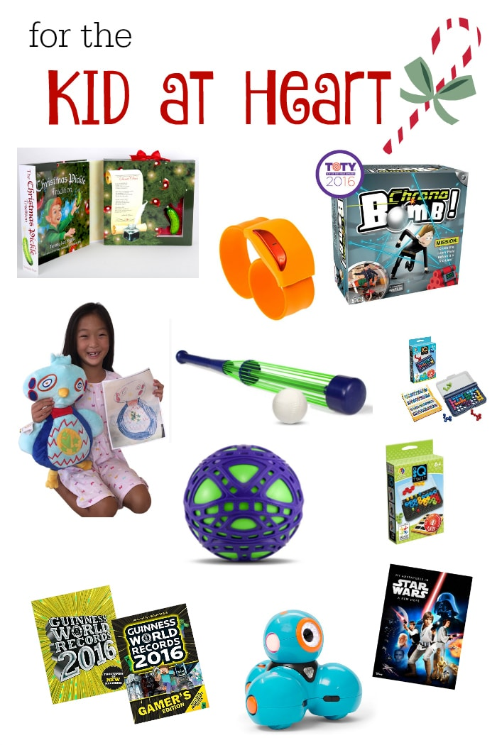 Gifts for the Kid at Heart