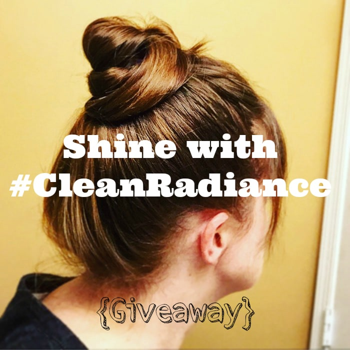 Shine with #CleanRadiance