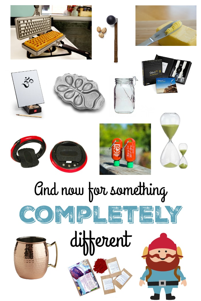 Something Completely Different Gift Guide