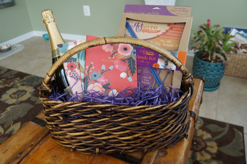 Non-candy items for an Easter basket