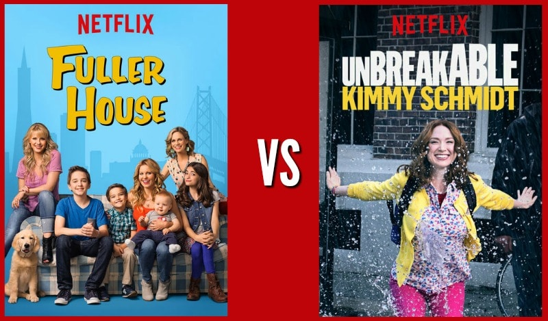 Fuller House or Kimmy Schmidt? A Netflix Original Quiz