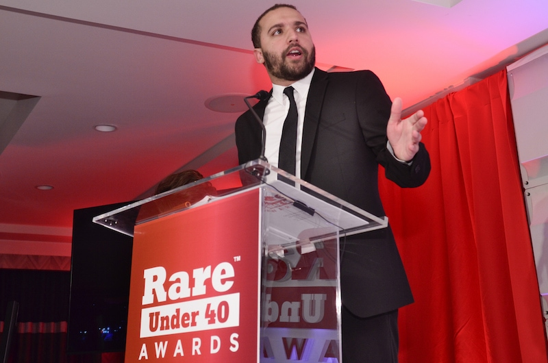 RARE Under 40 Awards - Wesley Lowery