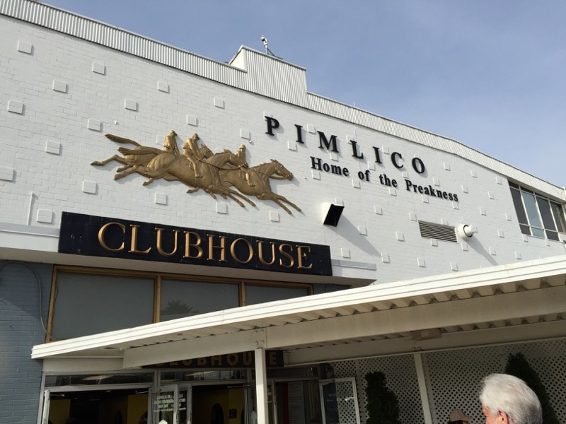 Pimlico in Baltimore