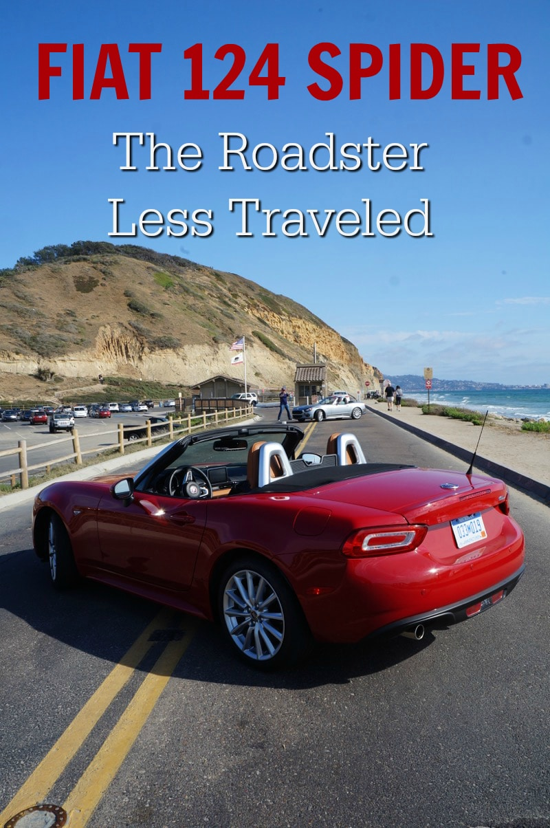 Fiat 124 Spider - The roadster less traveled