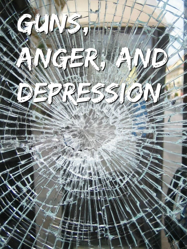 Guns, Anger, and Depression