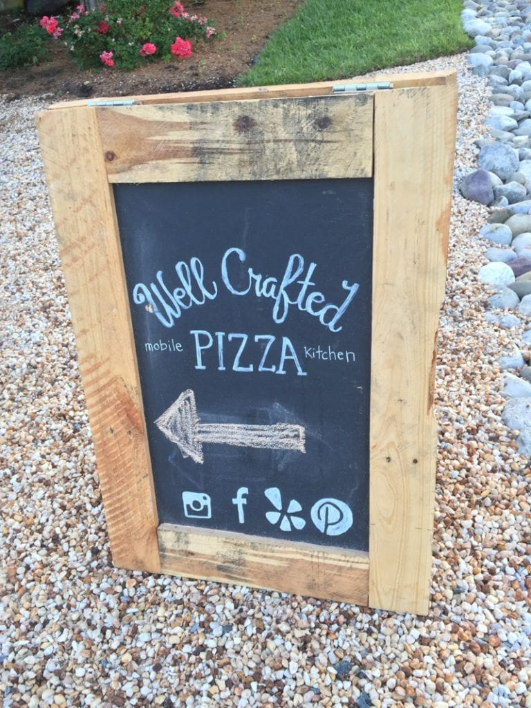 Well Crafted Pizza Mobile Kitchen