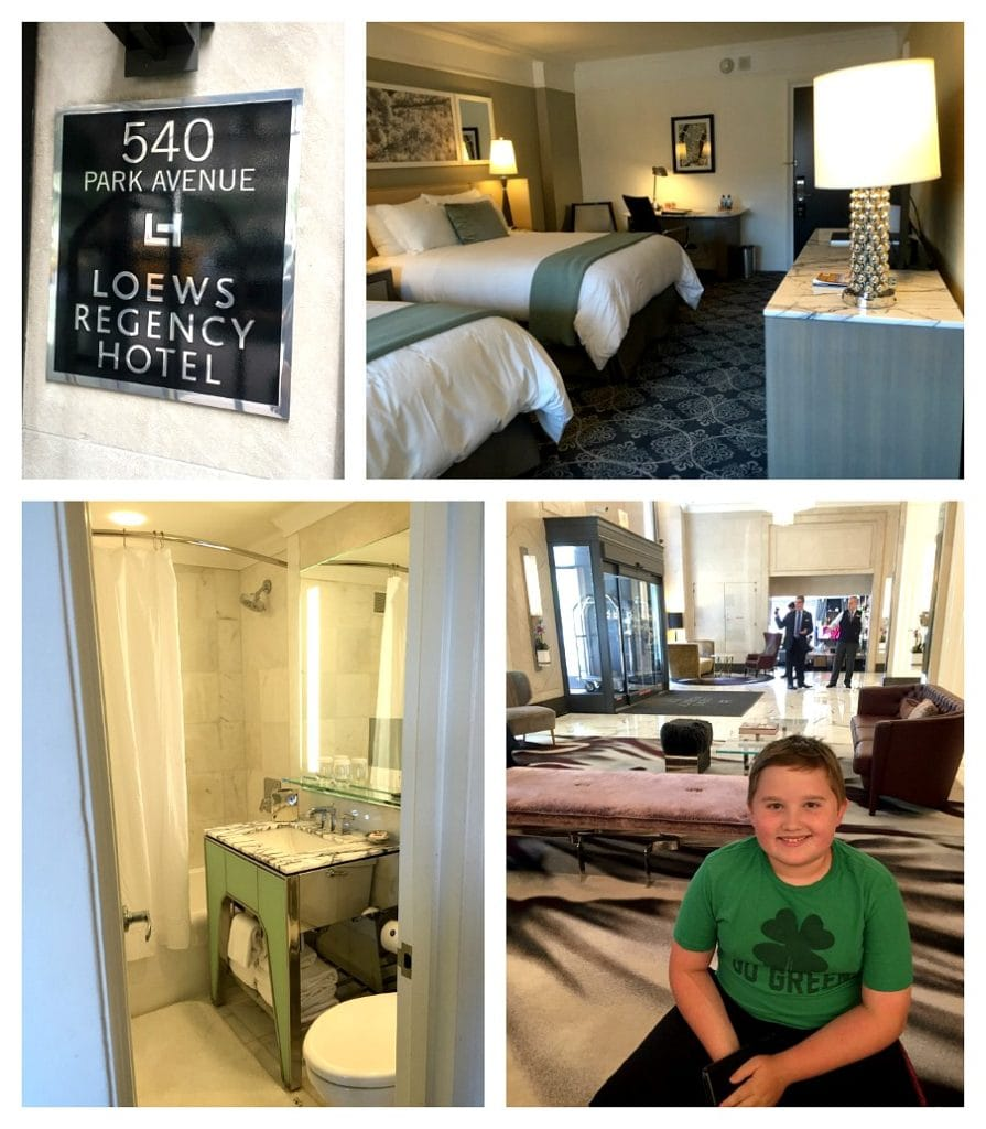 Loews Regency NYC hotel
