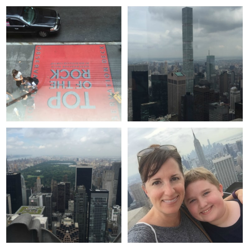 Top of the Rock with CityPASS