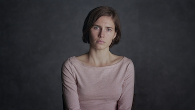 Amanda Knox documentary on Netflix