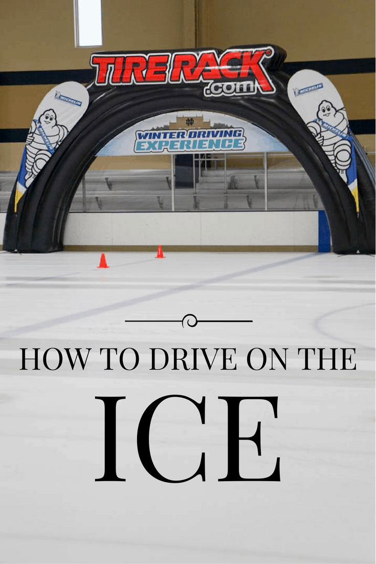 How to drive on the ice
