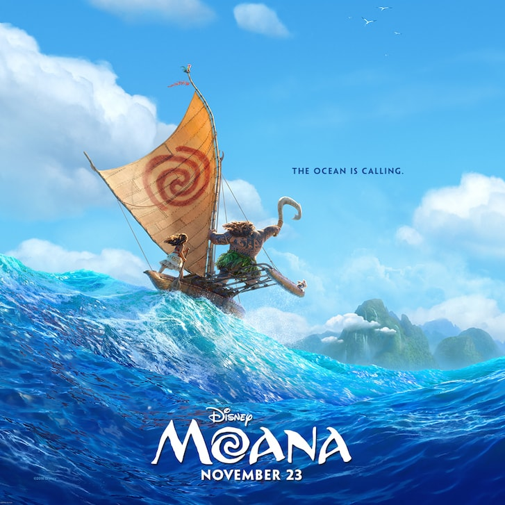 Half Inch Trailer Revisited: Why You'll Wanna See MOANA • All Things Fadra