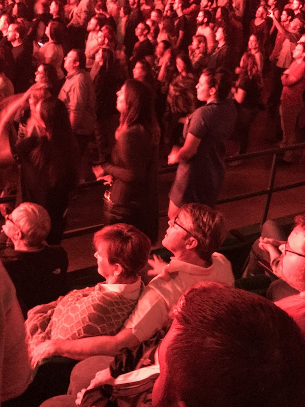 Bastille attracted fans of all ages
