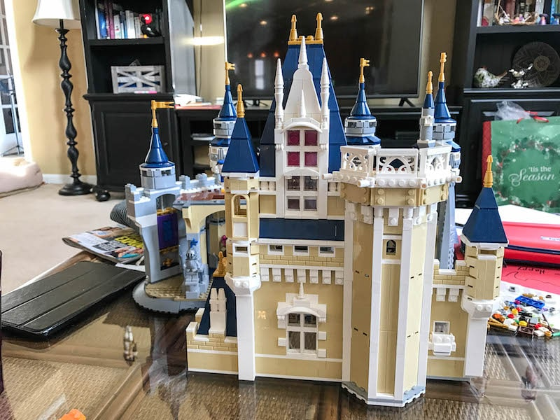 LEGO Disney Castle - Bag 12 front