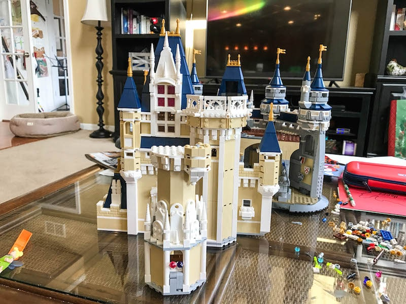 LEGO Disney Castle - Bag 13 front