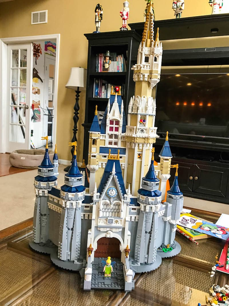 LEGO Disney Castle - Bag 14 front