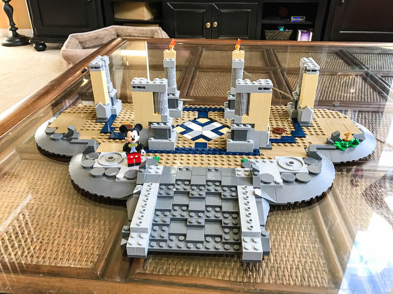 LEGO Disney Castle - Bag 2