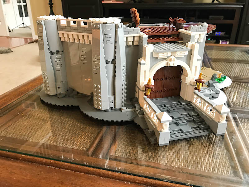 LEGO Disney Castle - Bag 5 front