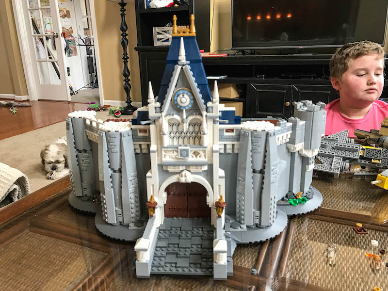 LEGO Disney Castle - Bag 7