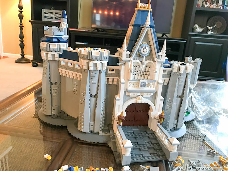 LEGO Disney Castle - Bag 8