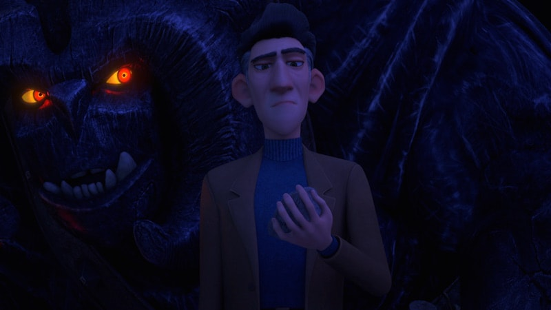Strickler in Trollhunters