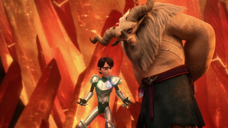 Vendel in Trollhunters