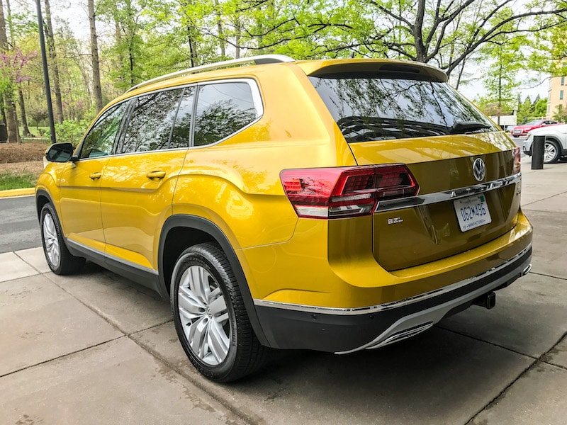 First Look at the Volkswagen Atlas - You Know You Want to Look! • All Things Fadra