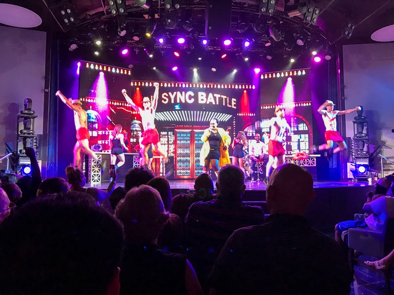 Lip Sync Battle - Carnival Vista