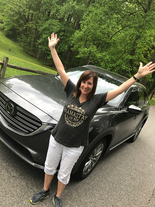 Mother's Day new car surprise