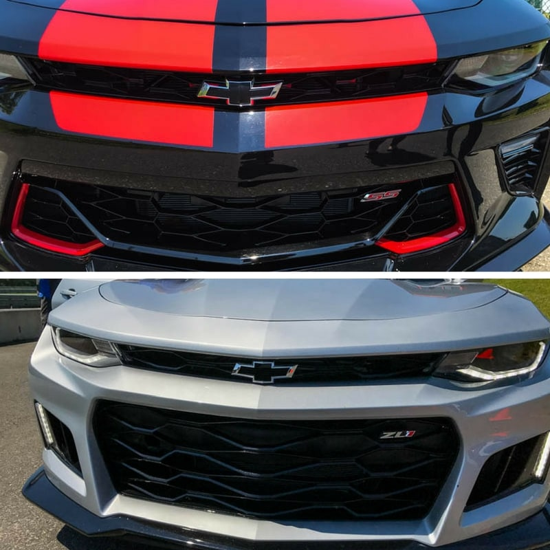 Chevy Camaro Grill