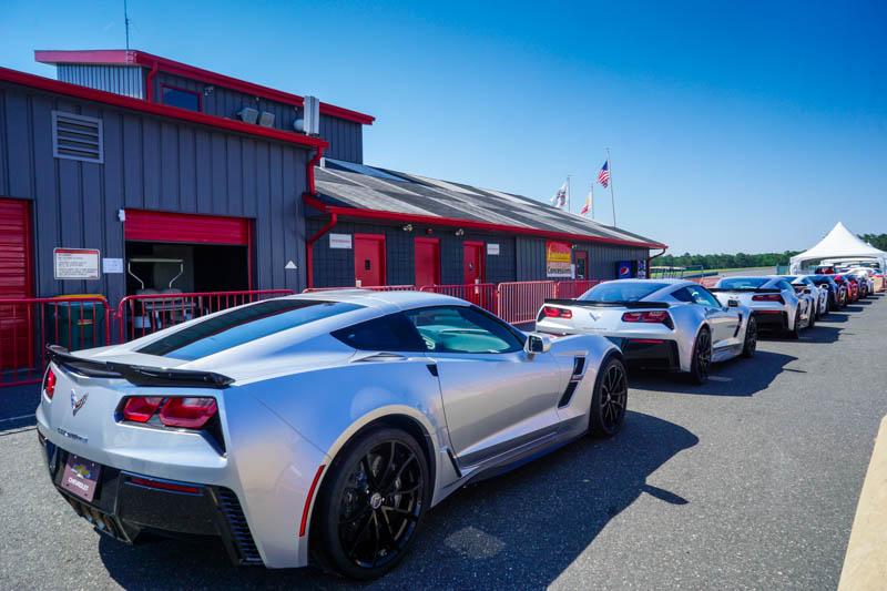 Corvette lineup