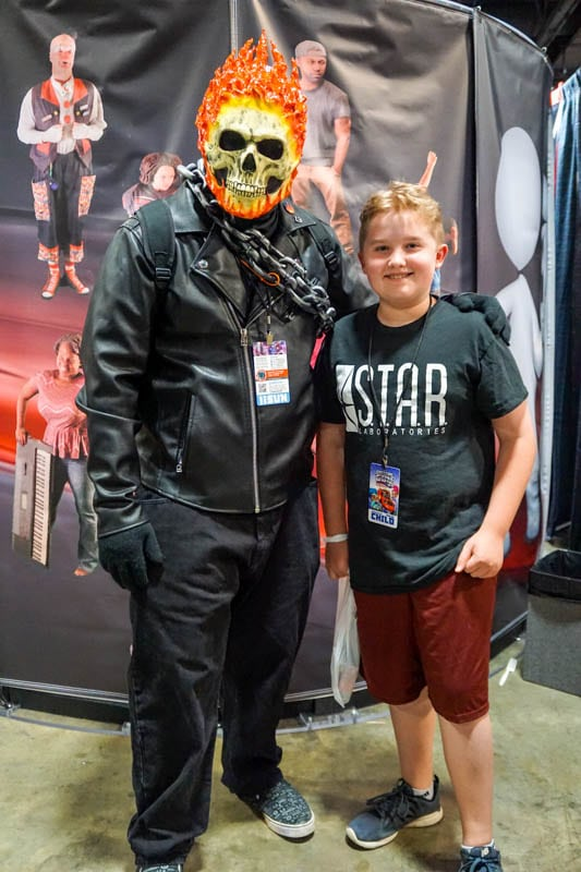 Ghost Rider - Awesome Con