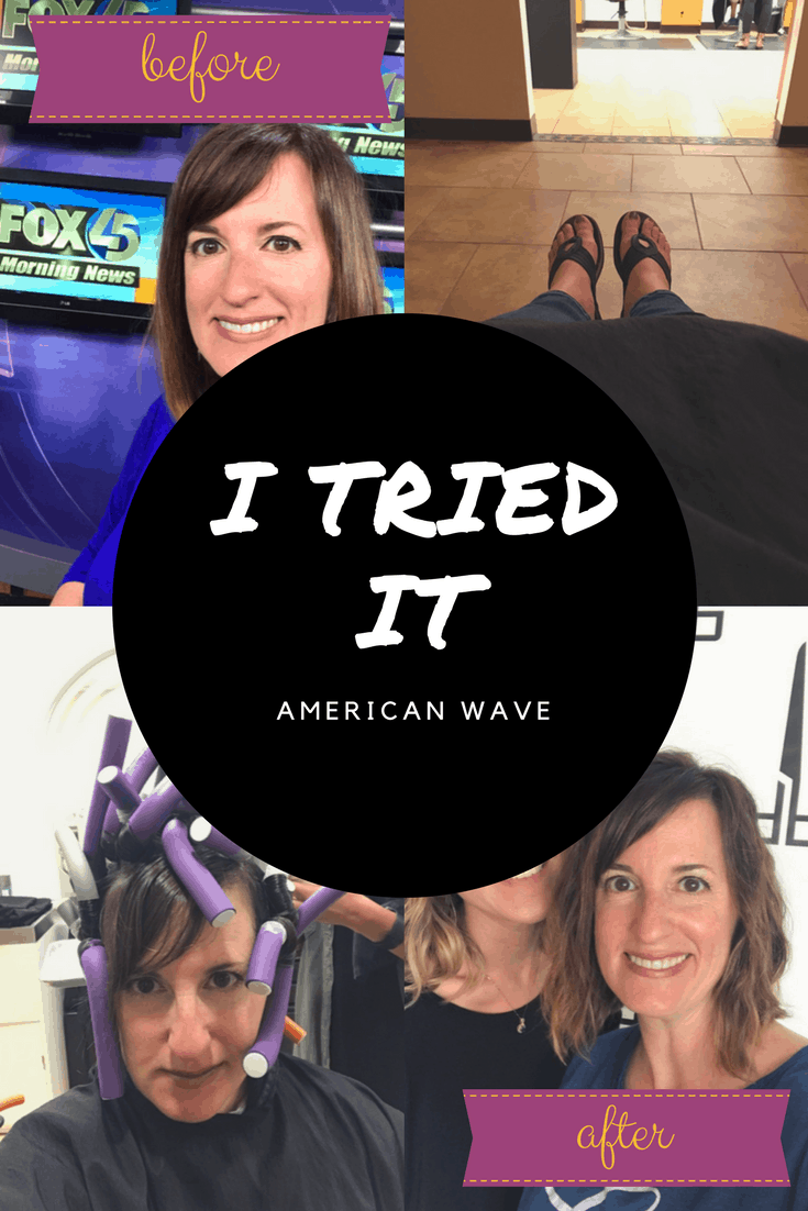 I TRIED IT - American Wave